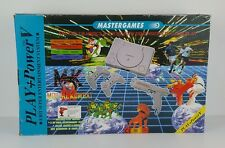 MASTERGAMES 8  BIT SUPER ENTERTAINMENT SYSTEM - NUOVO NEW OLD STOCK - Vintage