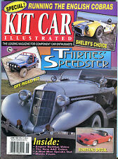 Kit Car Illustrated June 1994 Thirties Speedster EX 020416jhe