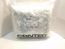 New Contec Wipes Lwtw7L10G 1 Bag Of 100Ct Clean Tube Lacoste Knit 7x10 sterile