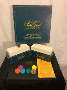 Vintage Trivial Pursuit Master Game Genus 3rd Edition 1991 - Complete