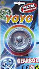 YOYO METAL GRIS DEBRAYABLE JEU D ADRESSE NF