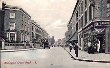 Stoke Newington near Kingsland. Newington Green Road # 2365 by Charles Martin.