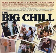 The Big Chill LP Motown 1984, 6094ML,More Songs from the Original Soundtrack~VG+