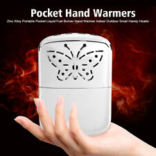 Pocket Liquid Fuel Burner Hand Warmer Indoor Outdoor Mini Handy Heater 25ml/h HG