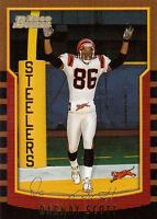 2000 BOWMAN NFL FOOTBALL CARD PICK SINGLE CARD YOUR CHOICE