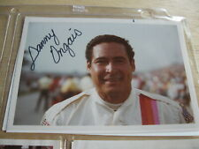 Indy 500's Danny Ongais Signed Photo