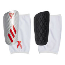 Adidas X Pro Soccer Shin Guards Dy0075 - Silver, Red, Black (New) Lists @ $20