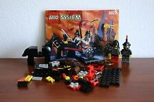 Lego Castle Fright Knights Set 6027-1 Bat Lord's Catapult Free Shipping