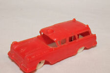 F&F Mold & Die Works 1957 Ford Ambulance, Red, Nice Original