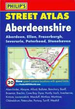 Aberdeenshire Street Atlas by Philip's (paperback)