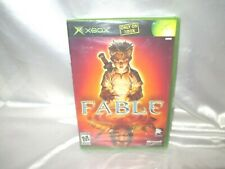 Fable Microsoft Original Xbox Game 2004 Brand New Sealed FREE SHIP