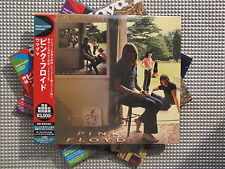 Pink Floyd , Ummagumma   ( 2 CD Paper Sleeve Ltd. Japan )