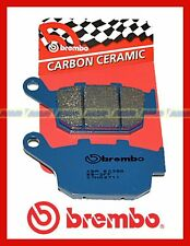 Pastiglie Carbon Post. Yamaha XJ 6F/S Diversion - Honda Africa Twin 750 07HO2711