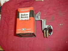 NOS DELCO BRAKE SWITCH 1957-8 OLDSMOBILE W/ POWER BRAKE