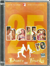 Halla Re - 25 Dance Tracks - NEW ORIGINAL BOLLYWOOD MUSIC DVD-FREEUKPOST