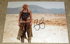 Emilia Clarke Signed 11x14 Game of Thrones Daenerys Targaryen Exact Proof