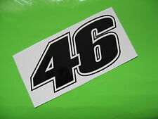 ROSSI 46 sticker/decal x2