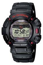 Casio GW9010-1 Mudman Men's Solar Rally Shock & Mud Resistant Stop Watch