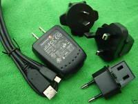 ORIGINAL TomTom USB Home Charger AC Adapter GO 1000 2405TM 1505TM 2535TM 2505TM