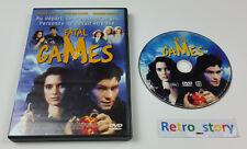 DVD Fatal Games - Winona RYDER - Christian SLATER