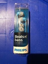 Philips SHE3590 BL  In-Ear Only Headphones Blue
