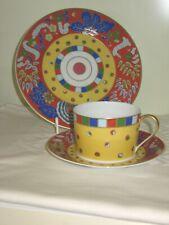 Royal Limoges Larry Laslo Collection Porzellan Porcelain Kaffee Gedeck Coffee