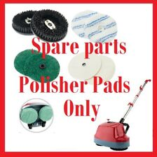 5 in1Floor Polisher Pads only Felt Discs Cleaning  Scrubbing Bonnets Micro-fibre