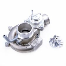 Turbo Compressor Upgrade Kit SAAB 9-3 w/ Billet 19T 6+6 Blades / Extra 20% HP