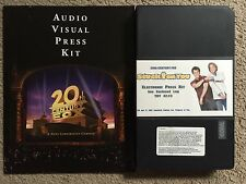 Stuck On You, Audio Visual Press Kit- Fox, 2003, RARE with BETACAM Matt Damon