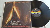 ROLANDO NAVARRO & SUA ORQUESTRA - Percussion Series 1964 LATIN TANGO Brazil (LP)