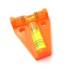 Spirit Level Measurement Instrument Triangular Plastic Level Indicator T-type