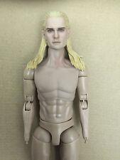Asmus toys The Hobbit Legolas  - 1:6th Scale Legolus Head Sculpt with Nude Body