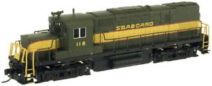 Atlas N' ALCO C420 SEABOARD AIR LINE #118 (NEW IN THE BOX FROM OLD INVENTORY)