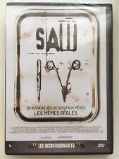 Saw 4 DVD NEUF SOUS BLISTER Film d'horreur de Darren Lynn Bousman