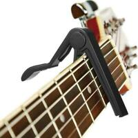 Delicate Guitar Capo Acoustic Clip Guitar String Instrument Clamp Fret Elec I4A3