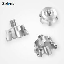 "Selens Pro 3/8"" Stainless Steel Tripod Rock Feet Spike for Gitzo RRS BENRO SIRUI"