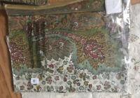 Pottery Barn Salinas Lumbar Pillow Cover 14x36 Floral Provençal Boudoir Bolster