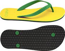 Uomo Adidas Giallo Giallo Verde Infradito Flipper Per Il