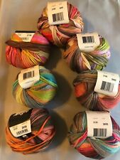 Classic Elite Yarns ~Santorini ~Rayon/Cotton ~Lana Grossa Allegro Print ~Choose!