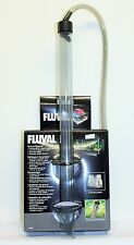 "Fluval Edge Nano Aquarium Gravel Cleaner 15"" Tube Cold Water Tropical Fish Tank"