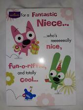 Hallmark Fantastic Niece Birthday Card 14 cm x 20 cm