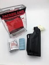 Glock 20 21 w/ M3 M6 Light | Safariland 6280 Mid Level 2 / 3 SLS Duty Holster RH