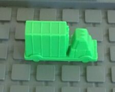 Rush Hour Traffic Jam Green Truck Replacement Piece Part For Game