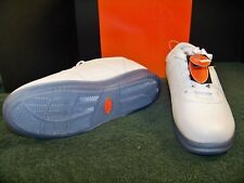 LUGZ Men's Sneaker FORCE Skateboard Shoe Size 9.5 D White NEW in BOX