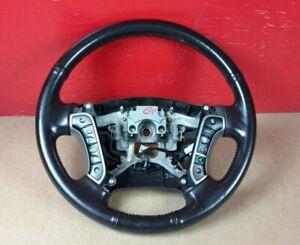 2010-2012 Hyundai Santa Fe Steering Wheel W/ Volume Control Buttons OEM