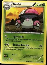 A498 Carte pokemon OFFENSIVE VAPEUR neuve GAULET 13 114 90PV