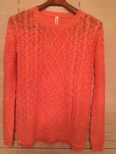 NWT AEROPOSTAL SOLID CABLE-KNIT SWEATER SIZE XS