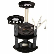 Go Pet Club Cat Tree - Black - 50 in.