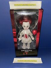 Mezco Living Dead Dolls Presents It 2017 Pennywise Doll