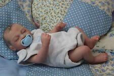 Bebé NIÑO REBORN cuerpo completo de 10 pulgadas Micro Preemie by vahni Gowing